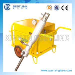 Rock and Concrete Block Hydraulic Splitter for Quarry and Construction pictures & photos