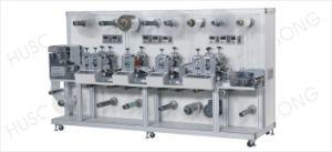 HSY-220 Muti Function 4 Rotary Die Cutting Machine