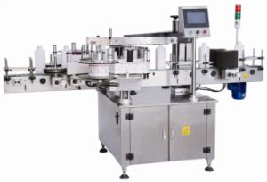 Front and Back Side Sticker Labeling Machine pictures & photos