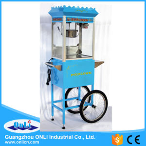 Popcorn Machine and Cart or Trolly pictures & photos