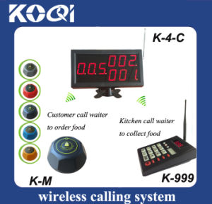 Wireless Ordering Kitchen Calling System pictures & photos