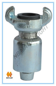 Carbon Steel Universal Chicago Type Air Hose Couplings pictures & photos