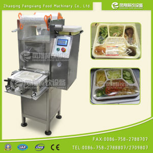 Fs-600 Vertical Fast Food Tray Sealer pictures & photos