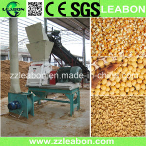 Tear Circle Feed Hammer Mill for Grinding Raw Materials, Hammer Mill with Cyclone pictures & photos