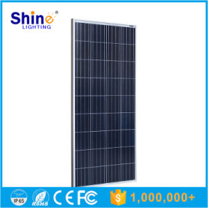 Factory Price 150W Polycrystalline Solar Panel with High Quality Solar Cell pictures & photos