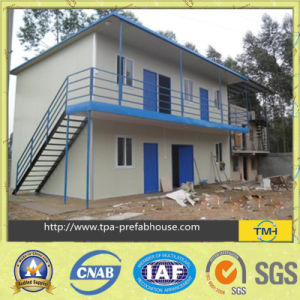 Luxury Easy Assembly Two Storey Prefabricated House in Countryside pictures & photos