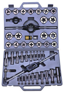 45PCS Tap and Die Set (MM003) pictures & photos
