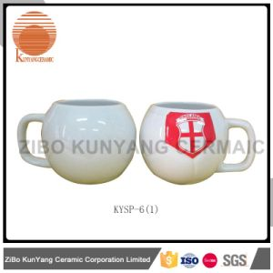 Football Decal Promotion Mug pictures & photos