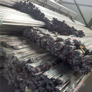 Stainless Steel Polished Pipe with High Quality pictures & photos