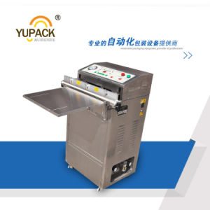 Stainless Steel External Vacuum Packaging Machine with Gas Flush pictures & photos