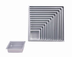 Bakeware Aluminum Anodized Square Cake Pan (MY2224A-MY2236A) pictures & photos
