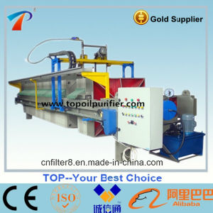 Plate and Frame Filter Press Type Industrial Oil Cooking Oil Filtration Machine (BAM Series) pictures & photos