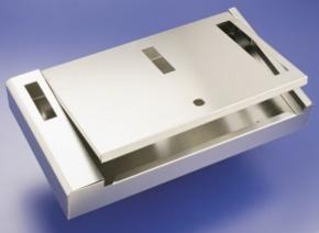 Engine Base Fabrication Sheet Metal Stamping Parts, Stainless Steel Sheet Metal Fabrication in China pictures & photos