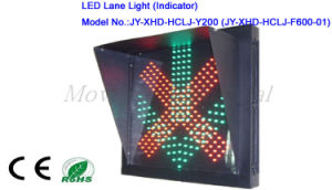 Square Plastic 600 X 600mm Lane Signals for Traffic Driveway pictures & photos