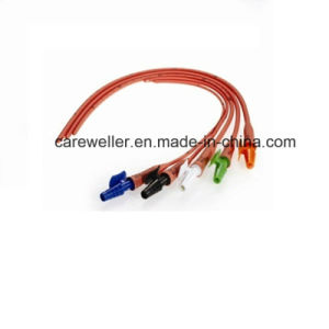 Single Way Latex Suction Catheter pictures & photos