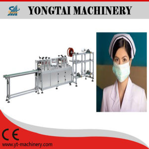 Non Woven Face Mask Making Machine pictures & photos