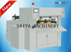 Automatic Paper Roll Flat-Press Creasing Die-Cutter