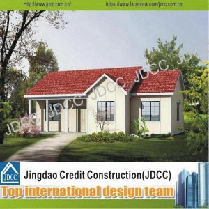 New Modern Design Easy Assemble Prefabricated House pictures & photos