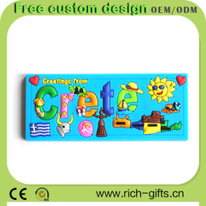 Souvenirs Fridge Custom Magnets Promotion Gifts Customized (RC-TS31)