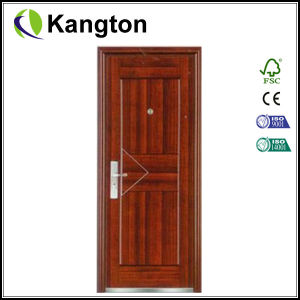 Popular Exterior High Quality Steel Door (steel door) pictures & photos