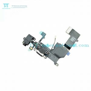 Mobile Phone Connector Charging Port Flex Cable for iPhone 5c pictures & photos