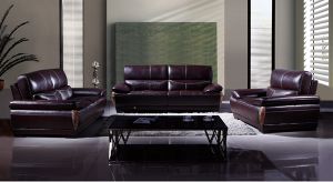Hottest Living Room Genuine Leather Sofa A928 pictures & photos