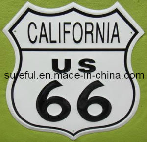 American Advertising License Plate/American Decorative License Plate pictures & photos