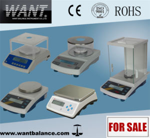 AC/DC Power Exchange Digital Balance Scale (500g*0.01g) pictures & photos