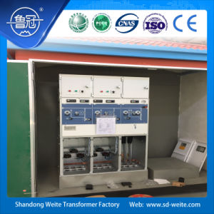 High Voltage Mobile Substation GIS pictures & photos