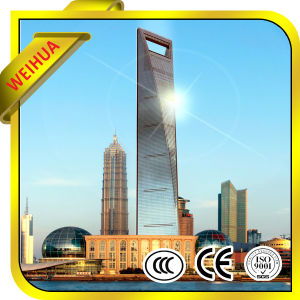 Safety 6mm+12A+6mm Low-E Insulated Glass for Commerical Building pictures & photos
