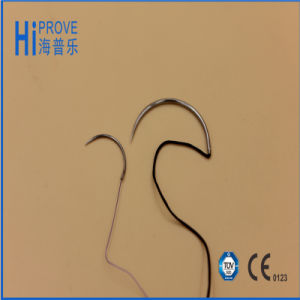 High Quality All Types Surgical Sutures with Needle pictures & photos