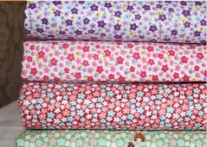Pigment Printing Flannel Fabric/Tc Flannel Fabric/Polyester Flannel Fabric