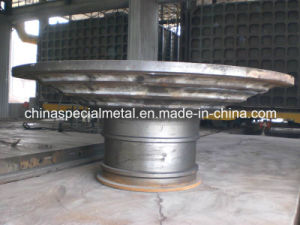 Steel Casting Grinding Mill Feed Outlet End