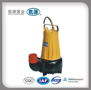 as Splitting Non Clogging Submersible Sewage Pump pictures & photos