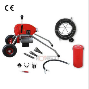 Hot Sale Drain Cleaning Machine/ Pipe Cleaner (D-200) pictures & photos