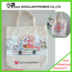 High Quality Promotional Cotton Canvans Shopping Bag (EP-B9104) pictures & photos