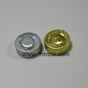20mm Aluminum Tear off Caps for Pharma Use pictures & photos