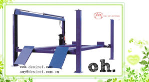 Ce Four Post Hydraulic Car Lifter/Car Lift pictures & photos