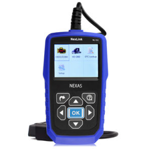 Professional Heavy Duty Truck Automotive Diagnostic Scanner Nexlink Nl102 Diagnostic Tools for Car+Truck pictures & photos