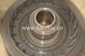 China Exporter Solid Tyre/Soild Rubber Tire Mold pictures & photos