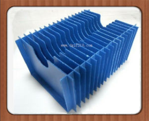 High Quality Colored PP Plastic Hollow Plate for Knife Card pictures & photos