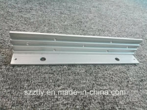 6063 Custom Anodizing Aluminum Extrusion Profile with Machining pictures & photos