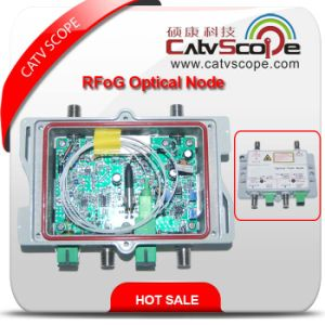 Catvscope Csp-2360 FTTH Rfog Optical Receiver/Optical Node pictures & photos