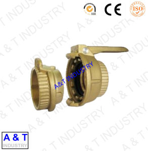 AT High Quality Carbon / Stainless Steel / Iron/Brass Casting Parts for Mortor Parts pictures & photos