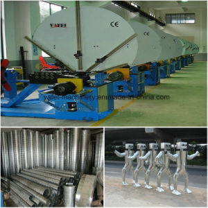Spiral Tube Forming Machine for Round Air Duct Make pictures & photos