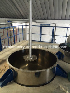 Platform Disperser Machine for Mass Production Paint pictures & photos