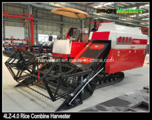 Wheat Harvesting Machine/ Thresher Machine Sales in Peru pictures & photos