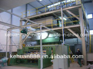 3.2m SSS Type PP Spunbond Non Woven Fabric Making Machine pictures & photos