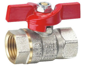 Brass Ball Valve (AMT-2019)