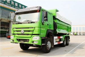 China Sinotruk HOWO 336 HP 6*4 13m3 25ton Dumper Tipper Truck Heavy Truck (ZZ3257N2947) pictures & photos